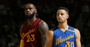 LeBron James and Stephon Curry are the captains as the NBA All-Star Game tries a new format.