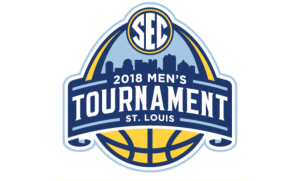 2018 SEC Men's Bask Tourn Logo Web
