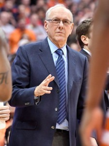 Jim Boeheim is a Syracuse Icon