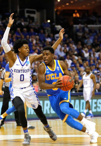 Aaron Holiday averages 20.1 ppg for UCLA.