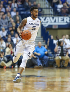 Xavier guard Trevon Bluiett is up for numerous national awards.