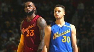 LeBron James and Steph Curry are meeting in the NBA Finals for the fourth straight year.