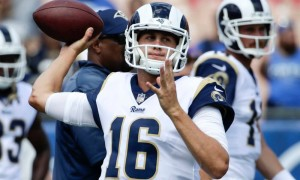 Will Jared Goff continue his growth in 2018?