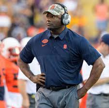 Dino Babers has Syracuse thinking big again on the gridiron.