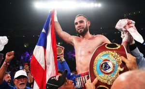 Jose Pedroza will put his WBO light heavyweight crown on the line on December 8th.