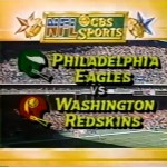 Philadelphia Eagles at Washington Redskins: Two Memorable Days at Old RFK Stadium