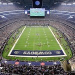 An Inside Look at AT&T Stadium