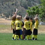 Teaching Your Kids Team Spirit and Sportsmanship