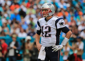 Can Tom Brady and the Patriots make the AFC Championship Game for the 8th straight year?