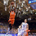 Syracuse Rallies for Big Win at Duke