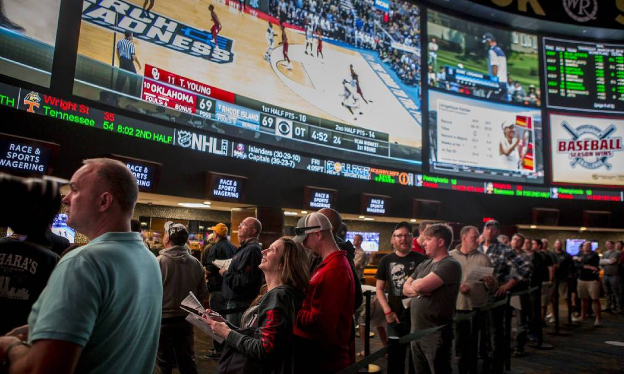 Gambling In Sports