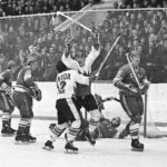 Paul Henderson Scores the Most Famous Goal in Ice Hockey History