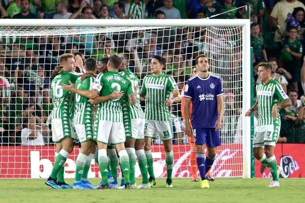 Source: https://www.foxsports.it/calcio/2019-08-18/rbb-vll-risultato/galleria-5/ Alt-text: Real Betis 2019-2020 season