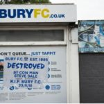 Bury FC: English Football's Shame