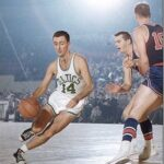 Bob Cousy: The Houdini of the Hardwood