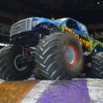 The History of Monster Truck Racing